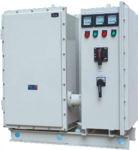 Anti-explosion regulated power supply