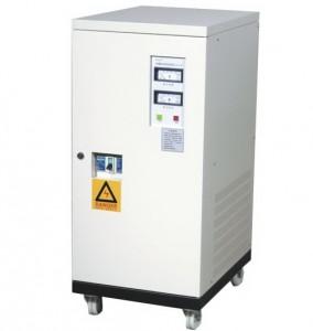 For testing-Induction voltage regulator