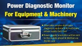 Power Diagnostic Monitor - For Equipment & Machinery