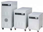 Servo type automatic voltage regulator / stabilizer (Single-phase series)