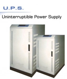 U.P.S (Three Phase)