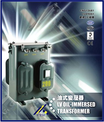 Oil-Immersed Transformer-Chin Tairy/ Yu Cheng Power Co Ltd